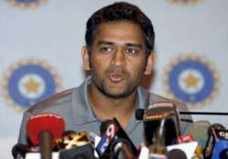 lions at home lambs abroad tagline given by media ms dhoni