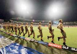 no fool proof security for ipl matches says shinde