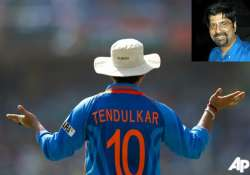 sachin s presence made the difference says srikkanth