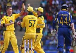 australia beats sri lanka to win odi series