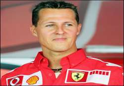 f1 great schumacher injured while skiing