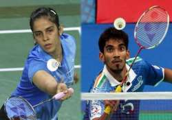 saina srikanth in semis of superseries finals