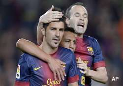 barcelona clinches league when real madrid draws