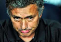 mourinho apologizes to madrid as lengthy ban looms