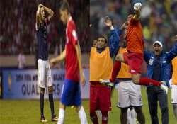us and mexico beaten in wcup qualifiers doubtful for world