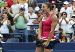 errani beats kerber in 2 sets in us open 4th round