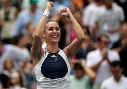 us open 2015 flavia pennetta makes 1st major final at 33