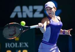 australian open 2015 simona halep advances to 4th round