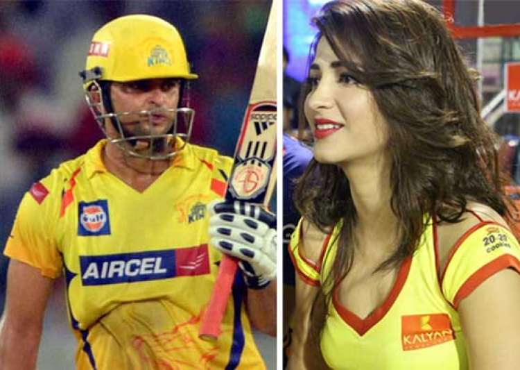 After Virat Kohli, it's Suresh Raina dating a Bollywood ...