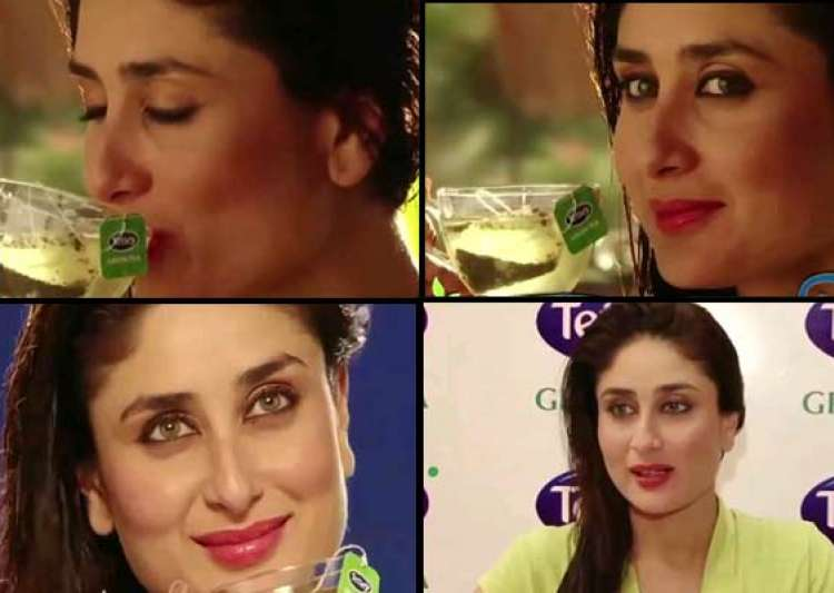kareena kapoor becomes the face of tetley tea watch ad- India Tv