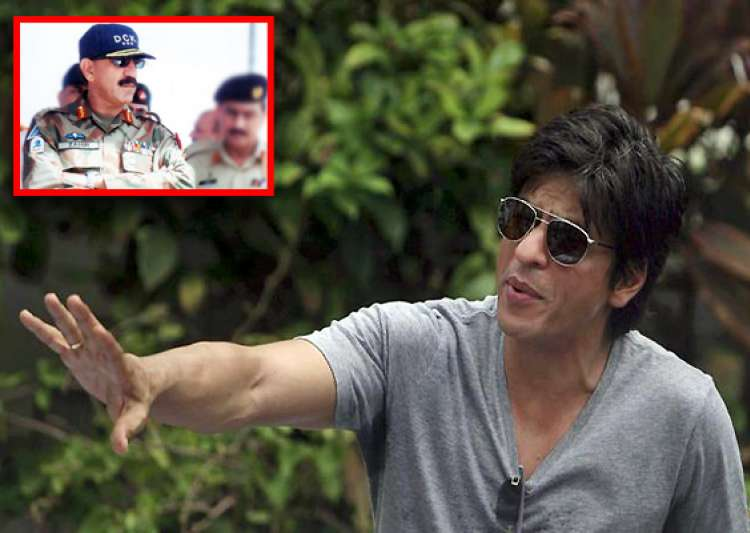 pak army denies new isi chief is a distant uncle of shah rukh khan- India Tv