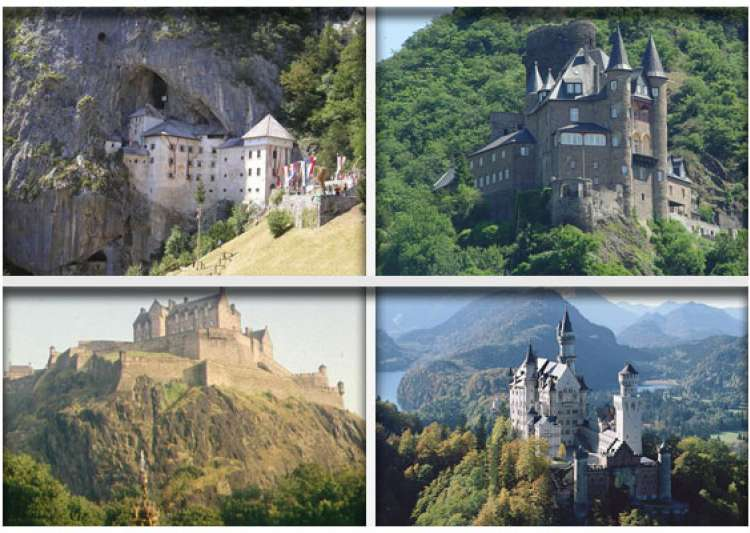 world s top 15 amazing and mysterious castles- India Tv