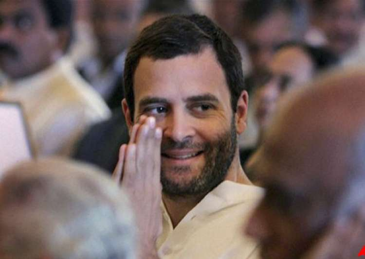 rahul gandhi takes charge of congress party s preparations for lok sabha polls- India Tv