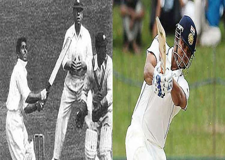 indian batsmen who scored century on their test debut- India Tv