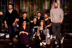 Golmaal Again Movie Review: Rohit Shetty's film is all about horror, guffaws and slapstick comedy
