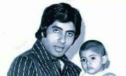 Amitabh Bachchan on daughter birthday