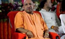 File pic of UP CM Yogi Adityanath