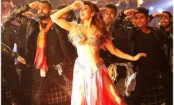 Baaghi 2 Ek Do Teen song featuring Jacqueline Fernandez in