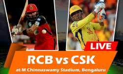 RCB vs CSK, Live Streaming Cricket: Virat Kohli and MS Dhoni
