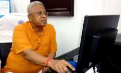 File photo of Tripura GovernorTathagataRoy