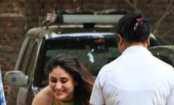 Kareena Kapoor Khan is busy promoting her upcoming film