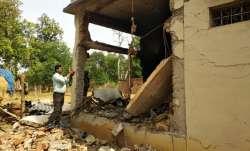 Chhattisgarh: Naxals blow up BJP MP's farmhouse ahead of
