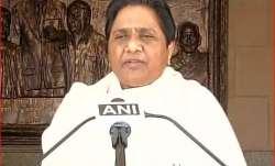 Mayawati- File photo