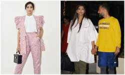 Sonam Kapoor never steps out without her Mangalsutra. See
