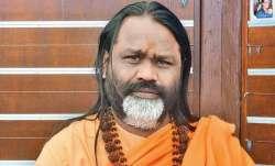 Self-styled godman Daati Maharaj