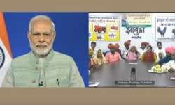 Prime Minister Narendra Modi today interacted with the
