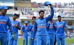 Chinaman Kuldeep Yadav bamboozled England batsmen with a