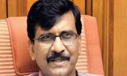 Shiv Sena leader Sanjay Raut.