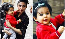 Soha Ali Khan and Kunal Kemmu welcomed a baby girl last