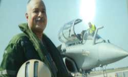 Deputy Chief of Air Staff, Air Marshal R. Nambiar