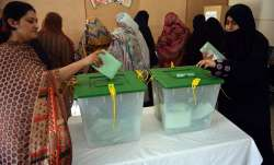Twelve candidates are in the fray for the NA-247 seat,