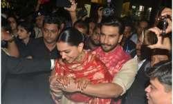 Ranveer Singh turns saviour for new bride Deepika Padukone,