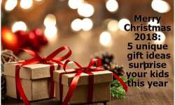 Merry Christmas 2018: 5 unique gift ideas to surprise your