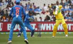 India vs Australia, 3rd ODI, Live Cricket Score: Handscomb