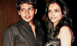 Nihar Pandya and Deepika Padukone