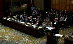 Kulbhushan Jadhav hearing Day 2 LIVE: Pakistan counsel