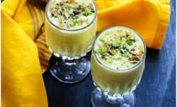 The Special Bhang Lassi