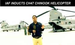 Inside Indian Air Force's new inductee - Boeing CH-47