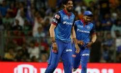 Live Cricket Score, IPL 2019 Match 5, Delhi Capitals vs
