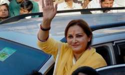 Now Jaya Prada booked for alleged objectionable comments