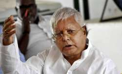 Lalu Prasad has been sentenced in four fodder scam cases by