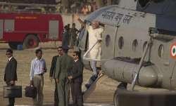 PM Modi helicopter