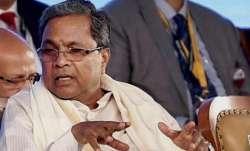 FormerKarnatakachief ministerSiddaramaiah