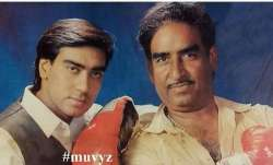 Ajay Devgn's father Veeru Devgan passed away on Monday