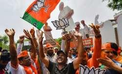 BJP-Apna Dal bag 15 seats, leading in 49 in UP