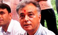 The local MLA, Anil Sharma, whose son, Aashray, was fielded